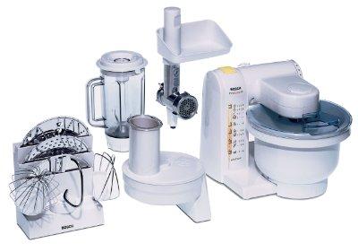 Die Bosch MUM4655EU in unserem Küchenmaschinen Test
