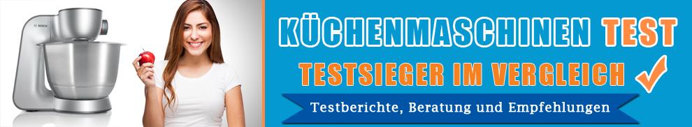 Küchenmaschine Test 2016 header image